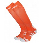 BV Sport - Chaussettes de Compression XLR Orange